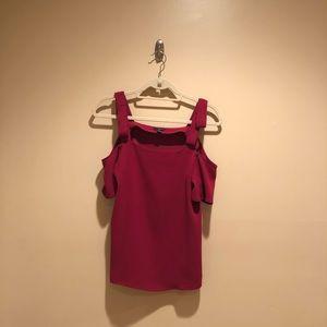 Ann Taylor tank/shirt sleeve shirt!